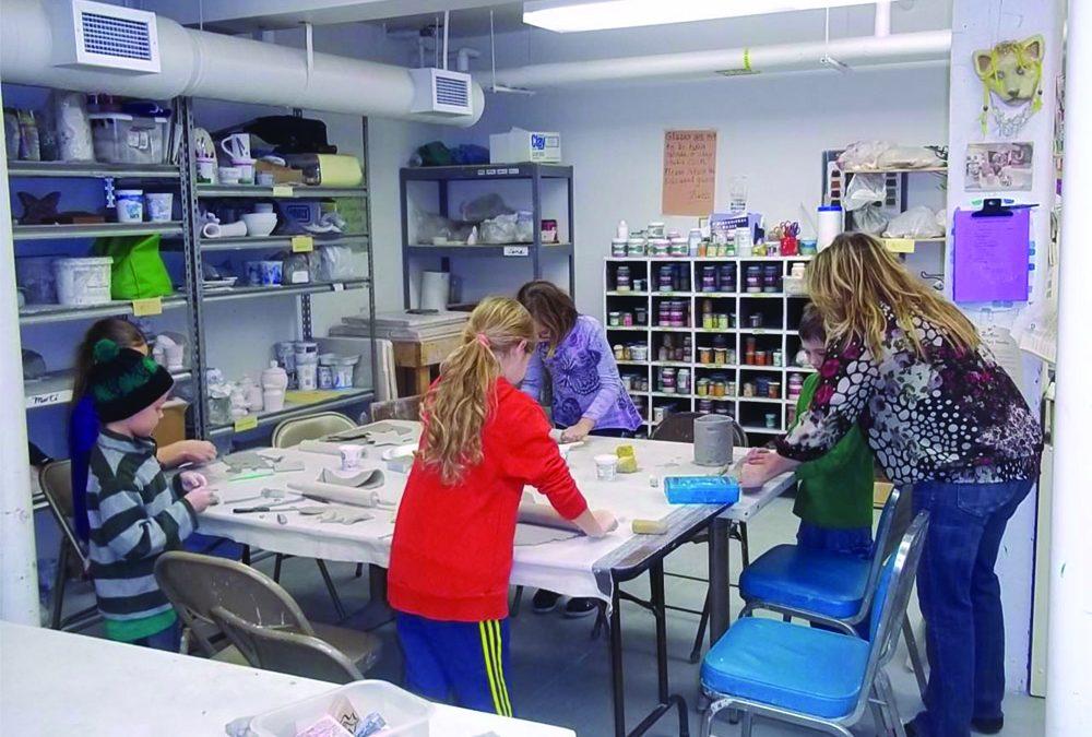 Art Education Classroom