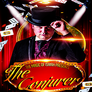 the conjurer graphic
