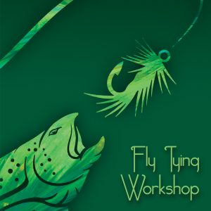Fly Tying April