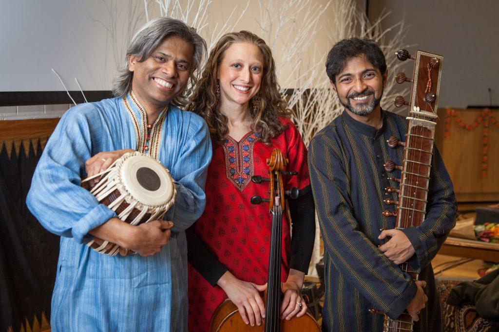 Om Shalom Trio Musicians