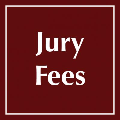 Jury Fees